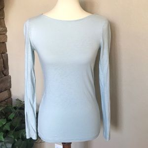 J.Crew Painter Tee long sleeve size small